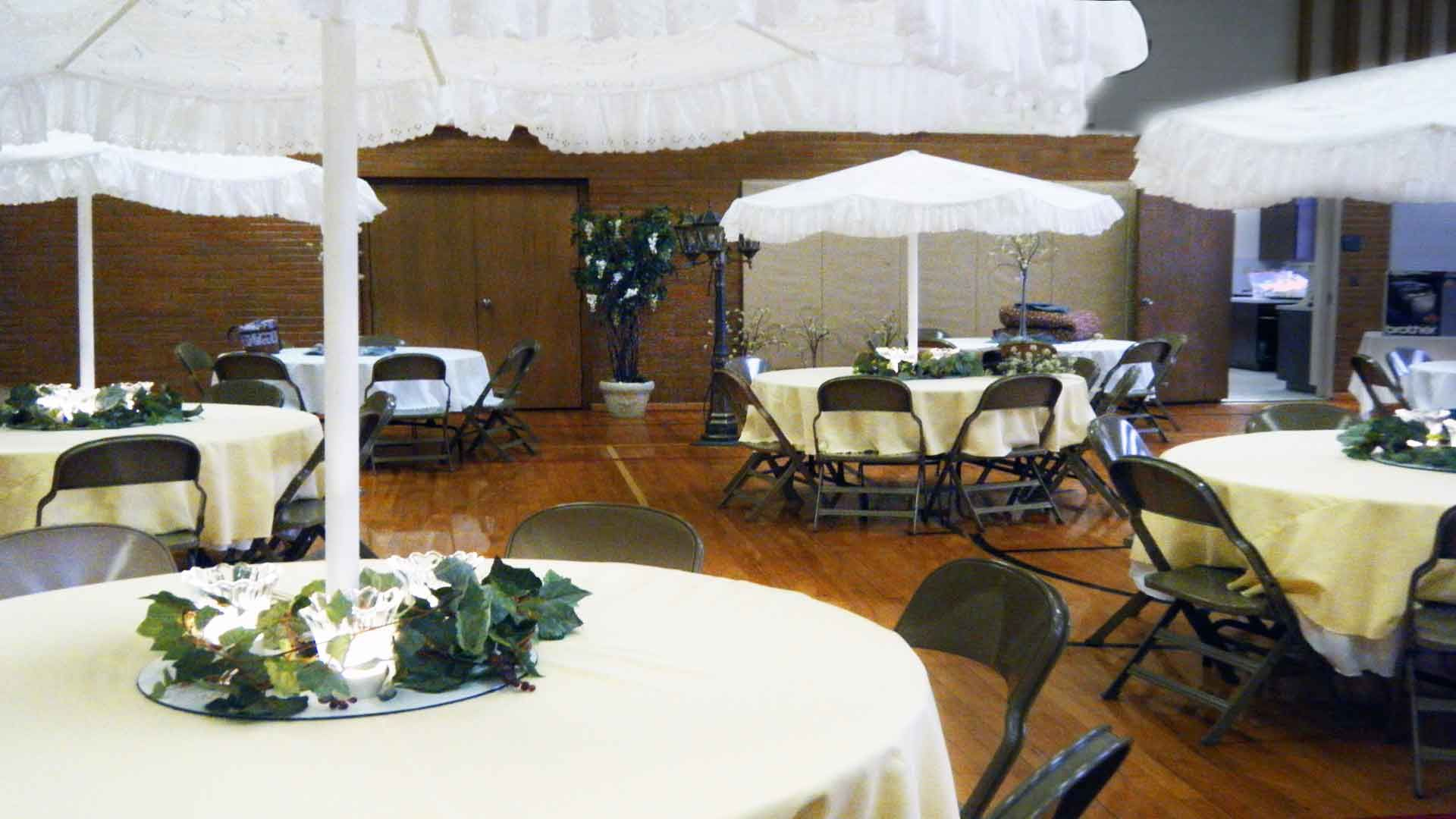 02 Wedding Tables